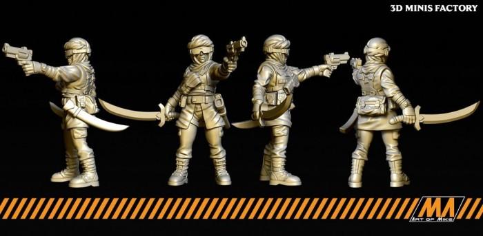 Desert Raider 10