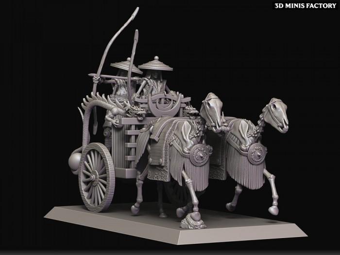 Bowman Chariot