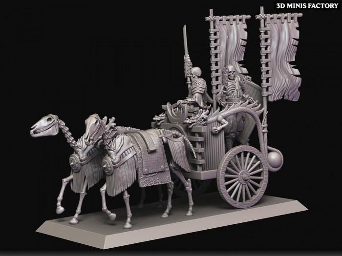 Spearmen Chariot