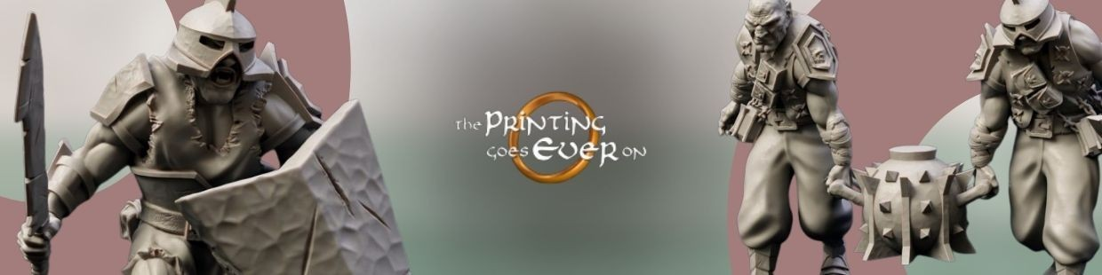 Chapter 10 - Death of a Hero de The Printing Goes Ever On pour Warhammer 9th age, AOS, KOW,...