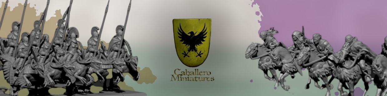 Wargames de Caballero Miniatures pour Warhammer 9th age, AOS, KOW,...