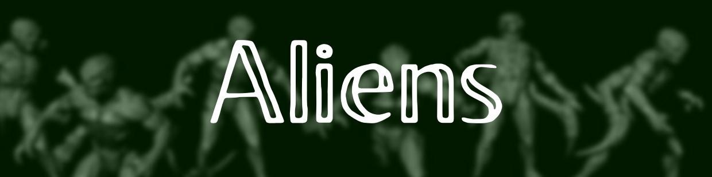 Retrouver les Aliens de 3D Minis Factory
