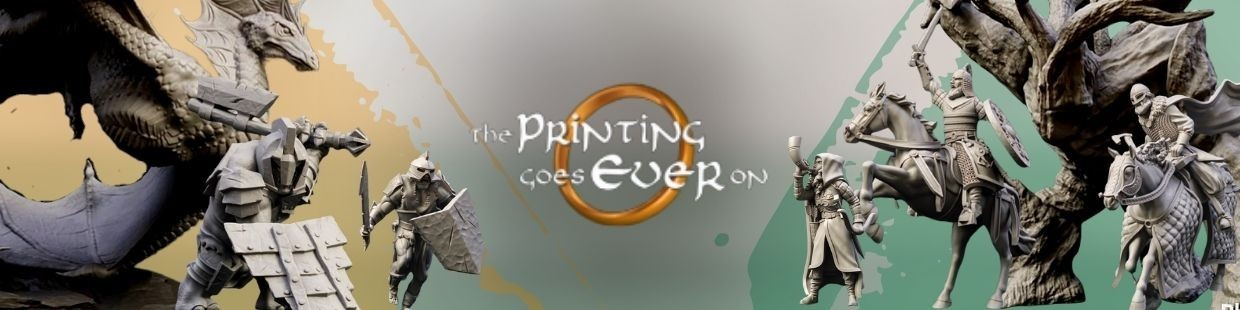 The Printing Goes Ever On de Heroic Fantasy pour Warhammer 9th age, AOS, KOW,...