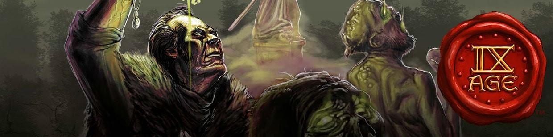 Retrouvez les Vampire Covenant (Conclave Vampirique) pour 9th Age !