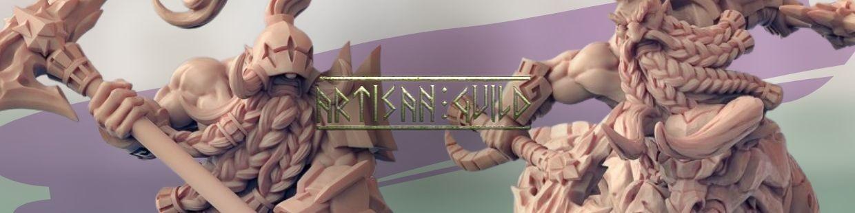 Dumlok Flameseekers de Artisan Guild pour Warhammer 9th age, AOS, KOW,...