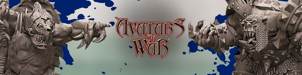 Orcs de Avatars of War pour Warhammer 9th age, AOS, KOW,...