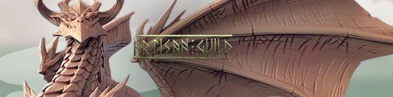 Epic Bosses de Artisan Guild pour Warhammer 9th age, AOS, KOW,...
