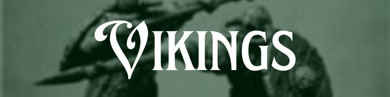 Retrouvez toutes les figurines de la thématique Vikings