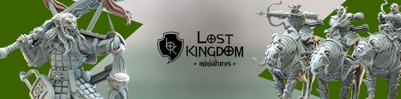 Les hobgoblins pour vos armées hobgoblins et Infernal Dwarves, de parfait proxi de la part de Lost Kingdom Miniatures