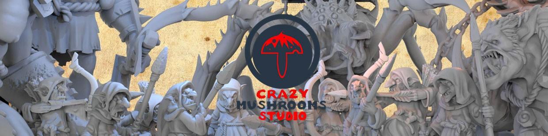 Crazy Mushrooms, une armée entière de gobelins de la nuit (et leurs ptits potes) pour Warhammer !