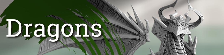 Retrouvez tous les dragons de toutes les gammes et imprimés en Ameralabs