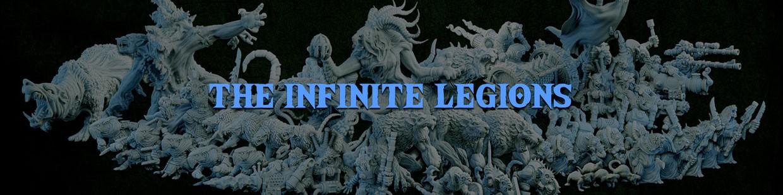 The Infinite Legions de la Ravenous Hordes de Resin Warfare
