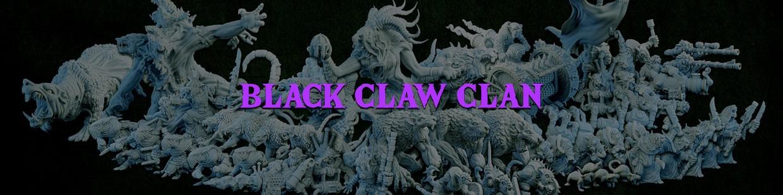 Black Claw Clan de la Ravenous Hordes de Resin Warfare