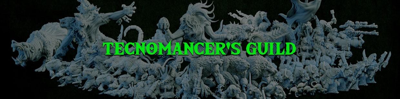 Tecnomancer's Guild de la Ravenous Hordes de Resin Warfare