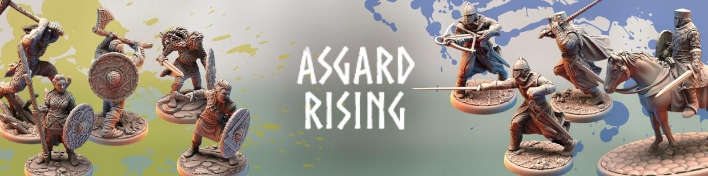 Retrouvez les références d'Asgard Rising pour les jeux Historiques en AmeraLabs