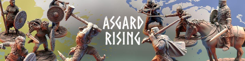 Asgard Rising, la grande bataille pour le Valhalla commence maintenant !