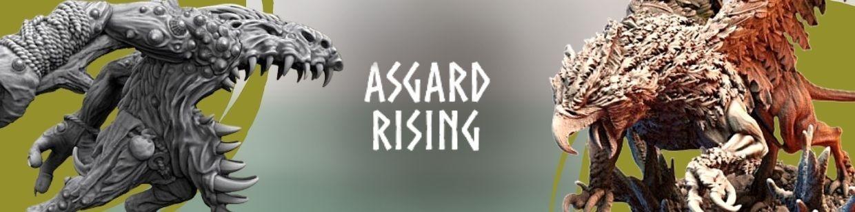 Voici toutes les créatures d'Asgard Rising en AmeraLabs