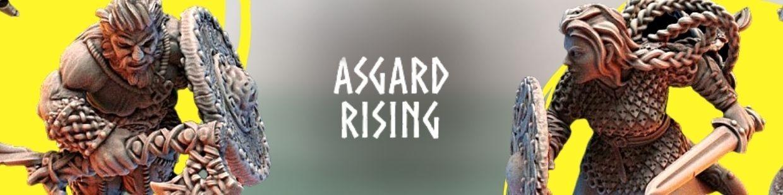 L'ensemble des humains d'Asgard Rising sont ici !