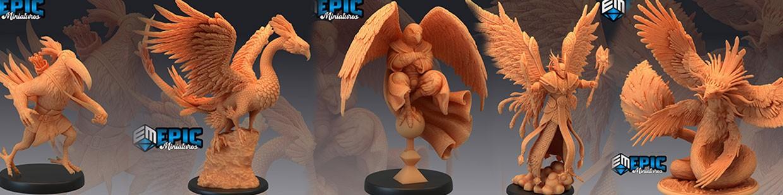 Retrouvez Sky Dominion d'Epic Miniatures