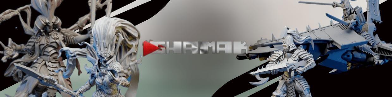 Au plus profond de l'univers, une race d'Eldars noirs maléfique rôde...