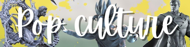 Toutes les figurines de Collection pour les grands esprits de peinture !