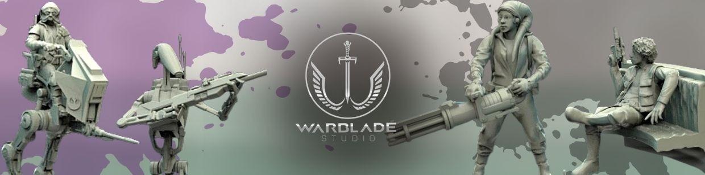 Warblade Studio - SW de Science Fiction pour Warhammer 40.000, Infinity, Necromunda, etc.