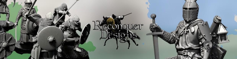 Caballero Miniatures de Heroic Fantasy pour Warhammer 9th age, AOS, KOW,...