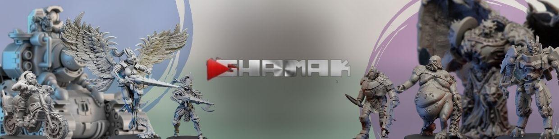 Space Marines de Ghamak pour Warhammer 40.000, Infinity, Necromunda, etc.