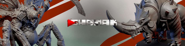 Daemon de Ghamak pour Warhammer 40.000, Infinity, Necromunda, etc.
