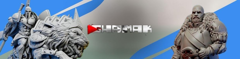 Humans de Ghamak pour Warhammer 9th age, AOS, KOW,...
