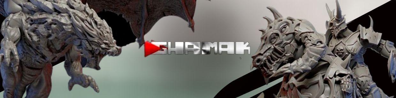 Chaos de Ghamak pour Warhammer 9th age, AOS, KOW,...