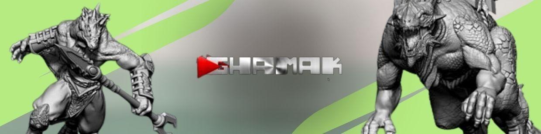 Lizardmen de Ghamak pour Warhammer 9th age, AOS, KOW,...