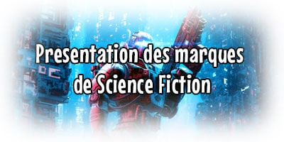 Marques de Science Fiction